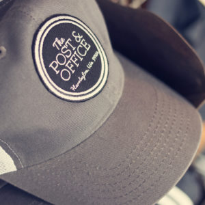 Post and Office hat